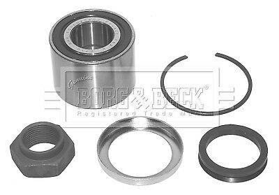 CITROEN SAXO 1.0 Wheel Bearing Kit Rear 99 to 03 CDZ(TU9M) B&B 374839 Quality