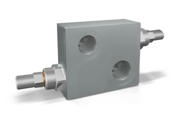 Flowfit Dual Cross Relief Valve Flangeable on Danfoss Motors By Screws V0503/300