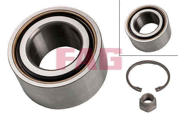 FORD FIESTA Mk4 1.8D Wheel Bearing Kit Front 95 to 02 FAG 1088380 1141771 New