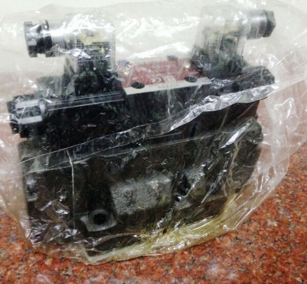 YUKEN Directional control valve solenoid operated DSHG-06- 3C2- A240-N1-50