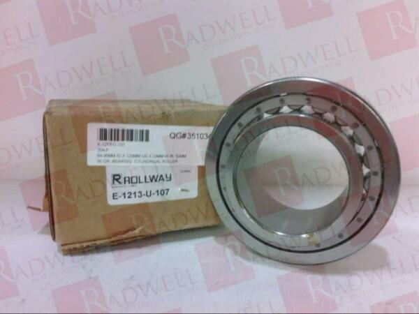 ROLLWAY BEARING E-1213-U-107 / E1213U107 (BRAND NEW)