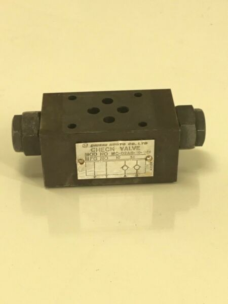 Daikin VALVE, MOD #mc-02ab-10-026, Used, WARRANTY