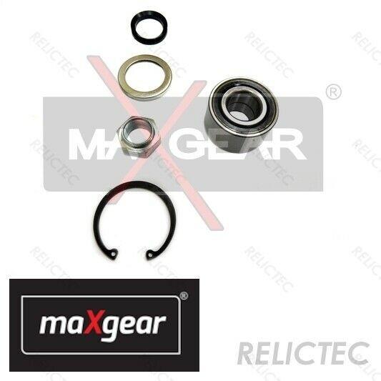 Wheel Bearing Kit Citroen Peugeot:AX,106 I 1,II 2,SAXO 3350.19 95654077 3350.19