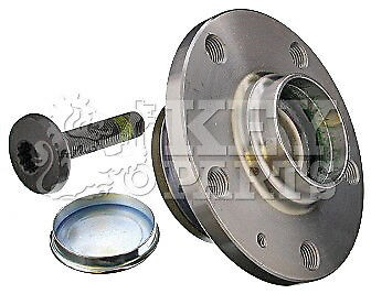 AUDI A3 Wheel Bearing Kit Rear 2003 on KeyParts 1T0598611 1T0598611B Quality New