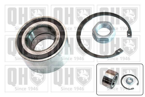 PEUGEOT EXPERT VF3X 1.6D Wheel Bearing Kit Front 2007 on QH 335093 Quality New