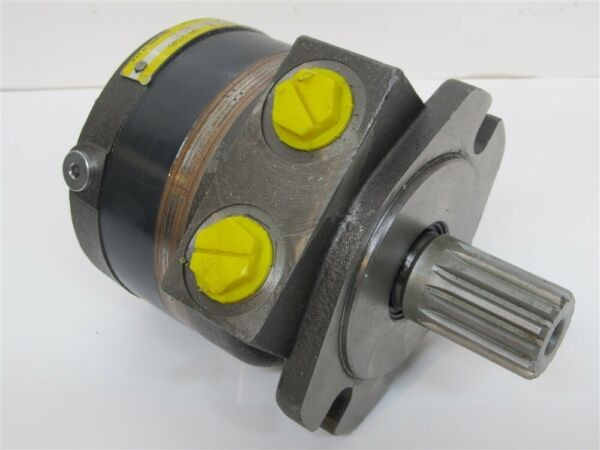 Parker 115A-071-AS-0, 110A Series LSHT Torqmotor Hydraulic Motor