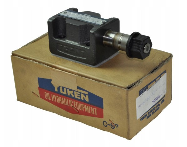 Hydraulic Distributor ##DSG-03-2B8 A120-N-50 YUKEN /S 9274##