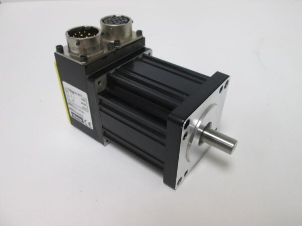 Parker Compumotor SM231AE-NTQN Servo Motor, 170V 2.1A 46oz-in, Shaft Dia: 3/8
