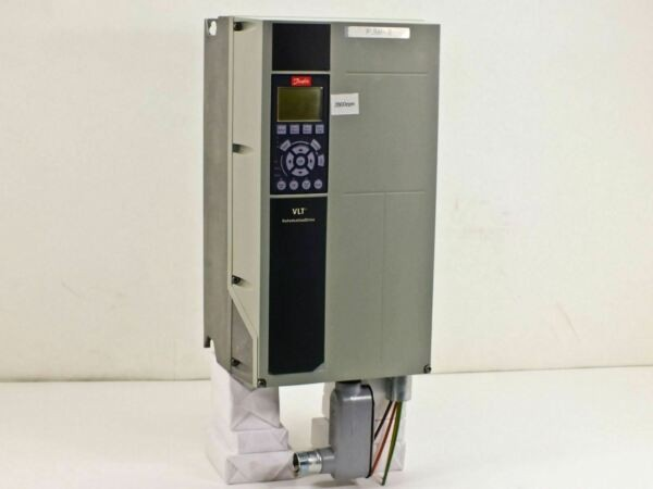 Danfoss 131B1962 7.5KW 10HP Type 12/IP55 VLT AutomationDrive Motor Controller