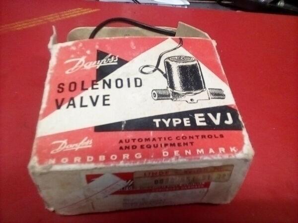 Danfoss Automatic Solenoid Valve evjd Solenoid Valve