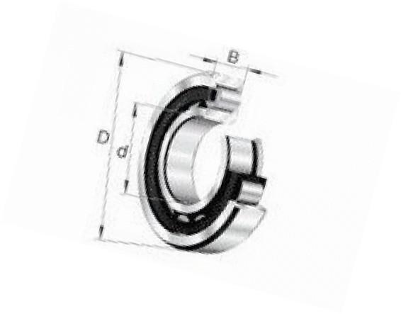 FAG NJ304-E-TVP2 Cylindrical Roller Bearing