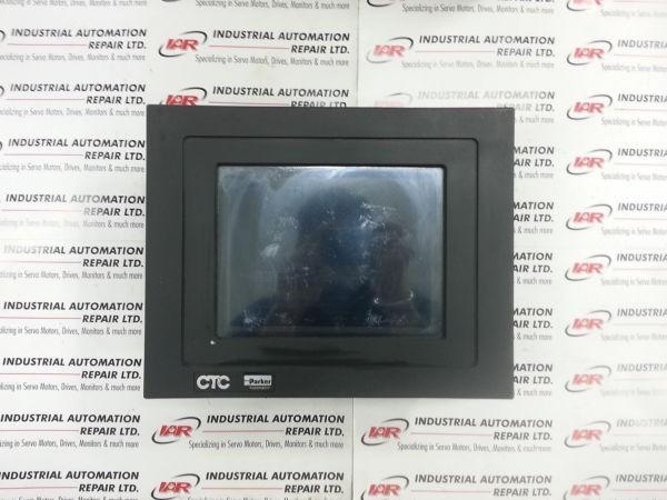 CTC PARKER AUTOMATION TOUCHSCREEN PANEL P21-0C2-A4-1D3