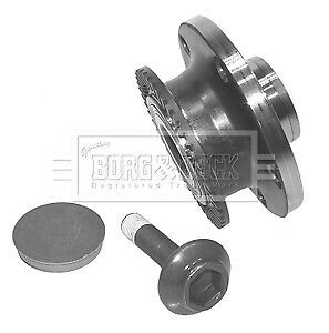 SEAT EXEO 3R 1.6 Wheel Bearing Kit Rear 09 to 10 ALZ B&B 8E0598611A 8E0598611B