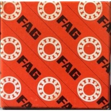 FAG 6009RSR SINGLE ROW BALL BEARING