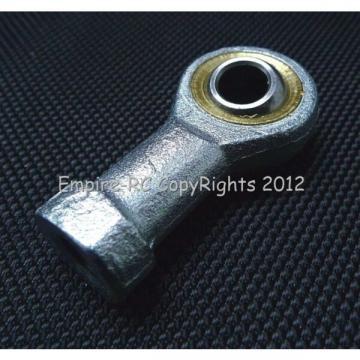 (10 PCS) PHSAL4 (SIL4T/K) 4mm Female Metric LEFT Threaded Rod End Joint Bearing