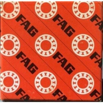 FAG 7304BUO ANGULAR CONTACT BALL BEARING
