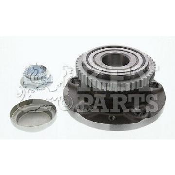 PEUGEOT 806 221 1.9D Wheel Bearing Kit Rear 95 to 99 With ABS KeyParts 370161