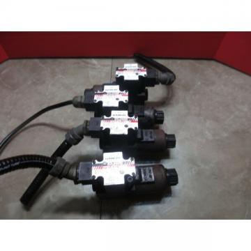 DAIKIN SOLENOID VALVE LS-G02-2BP-10-N CNC EDM DC24 SINGLE SIDED VALVE