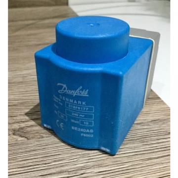 Danfoss Refrigeration Coil Solenoid Valve Coil 10w - 018F6177 New