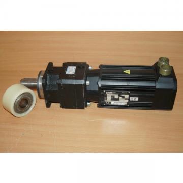 Paker Hauser Servo Motor 026-740400 Hdy115a6-88s1 + Stöber Gear P501pn0050
