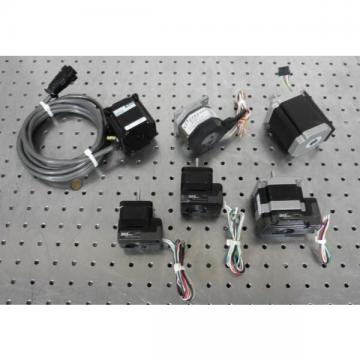 G161322 Lot (6) Servo / Stepper Motors, Parker, Danaher, Mark-10, IMS