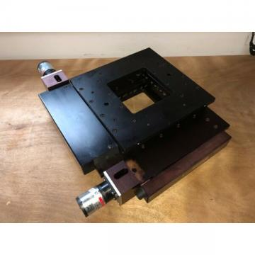 Parker 081-2774 X,Y Linear Stage with maxon 41.040.038-00.00-111 DC Gear motor