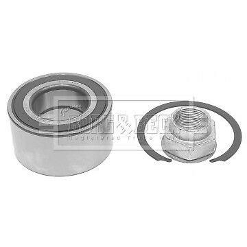 CITROEN NEMO 75, 80, AA Wheel Bearing Kit Front 1.4 1.3D 1.4D 2008 on B&B 332677