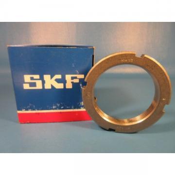 SKF KM12 Right Hand Standard Locknut; Metric, Steel (FAG, SNR)