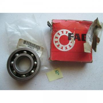 NEW IN BOX FAG SINGLE ROW BALL BEARING 6307.NR 6307NR 6307-NR  (WL32)