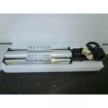 Parker 404XR Linear Guide Actuator+SM232BE-NFLN Server Motor,Used@4883