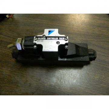 Daikin SOLENOID CONTROLLED VALVE, KSO g02 2cb 10,200 V Solenoid Used