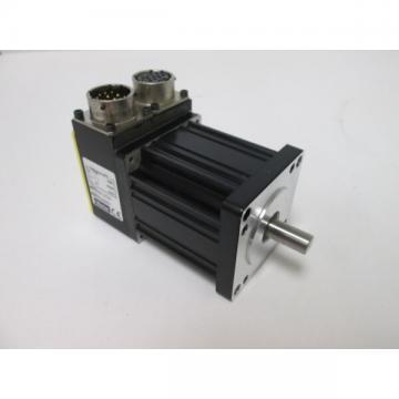 "Parker Compumotor SM231AE-NTQN Servo Motor, 170V 2.1A 46oz-in, Shaft Dia: 3/8"""