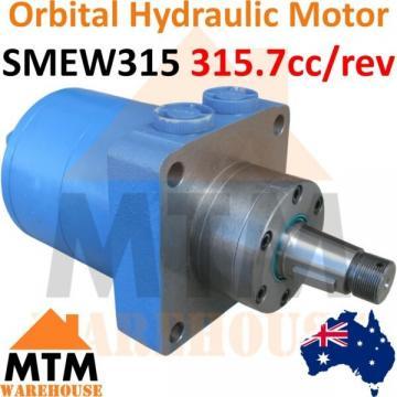 Orbital Hydraulic Motor SMEW315 Replaces with Eaton W Series, Danfoss OMEW