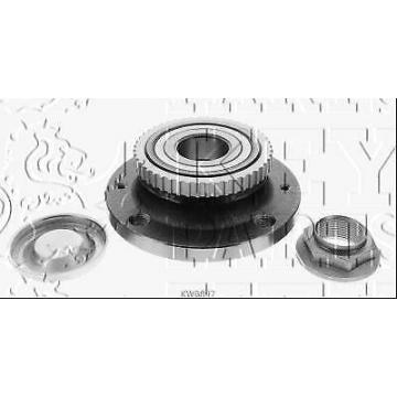 Rear Wheel Bearing Kit for CITROËN XANTIA Break (1998-2003) Key Parts KWB897