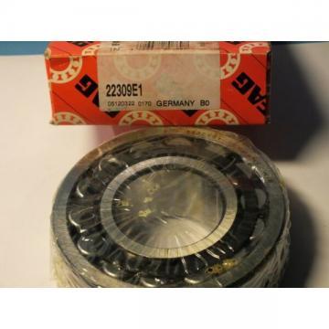 FAG  22309E1  Spherical roller bearing