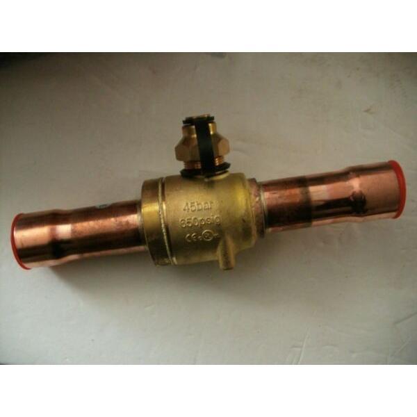 Danfoss 009G8027 Straightway Ball Shut Off valve GBC 35s 1-3/8 Inch 650 PSIG #1 image