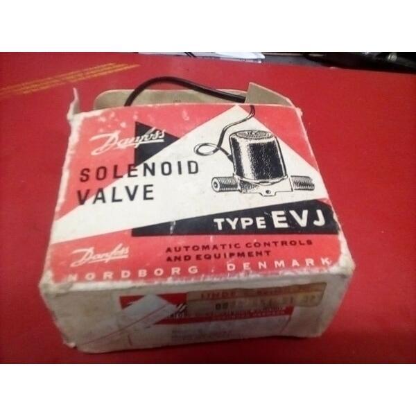 Danfoss Automatic Solenoid Valve evjd Solenoid Valve #1 image